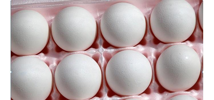 Una partida de huevo alemanes, origen del último brote de salmonelosis en la UE