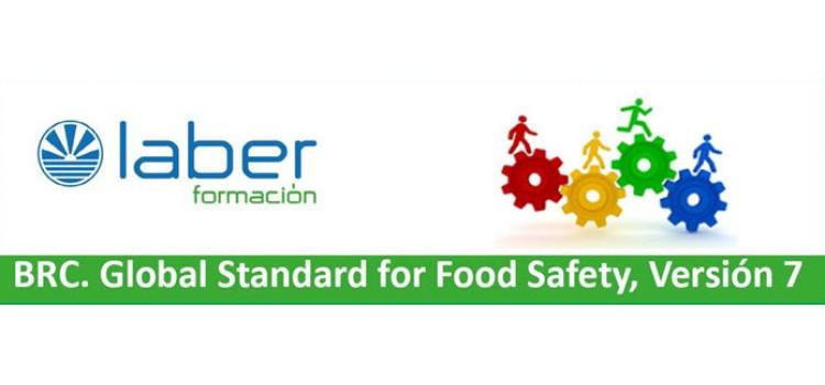 CURSO: NOVEDADES EN LA BRC Global Standard for Food Safety, Versión 7