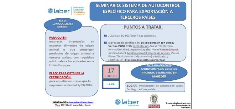 Jornada informativa sobre el Real Decreto 993/2014