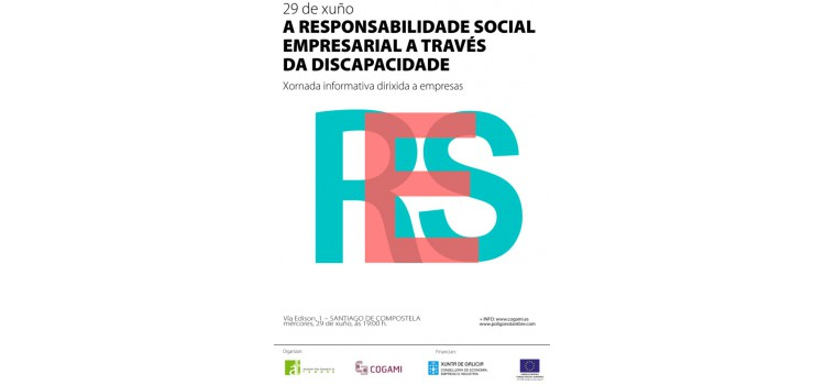 Jornada sobre Responsabiildad social empresarial