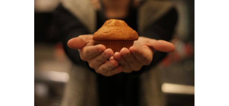 Presencia de gluten en magdalenas ecológicas etiquetadas como 'sin gluten'