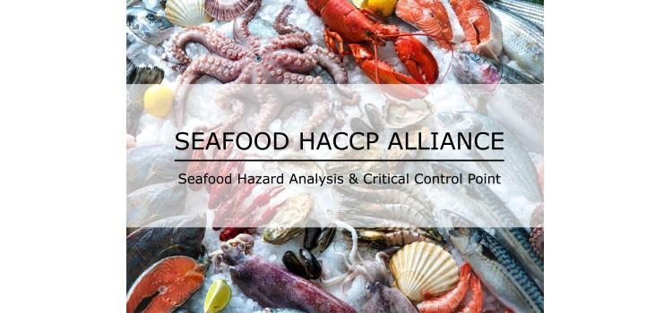 "Curso ""Seafood HACCP Alliance"""