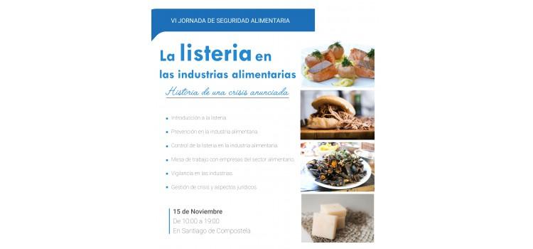 """VI Jornada de Seguridad Alimentaria """"Historia de una crisis anunciada"""""""