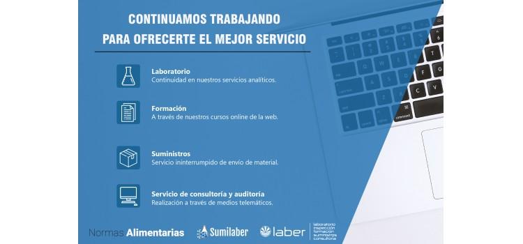 Continuamos trabajando para ofrecerte el mejor servicio