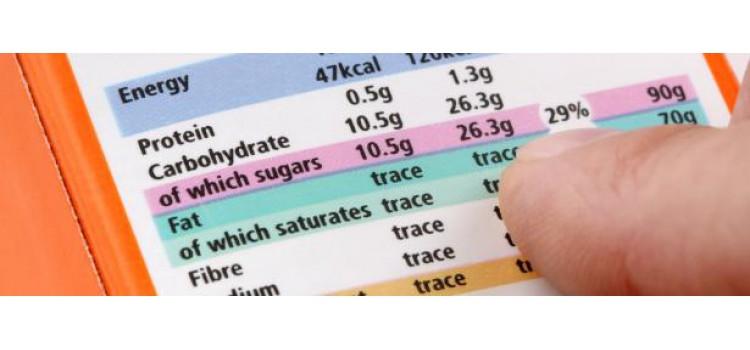 Propuesta de la Comisión Europea para desarrollar un etiquetado frontal nutricional en los envases y perfiles nutricionales
