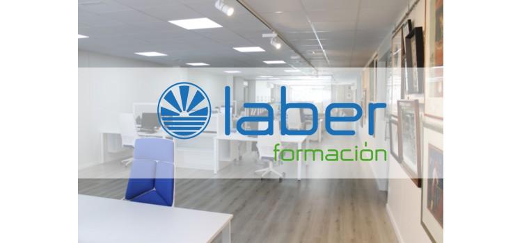 Catálogo formativo de Laber